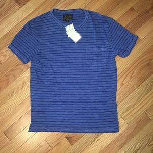 NWT Lucky Brand Pocket T-Shirt (Size: S)